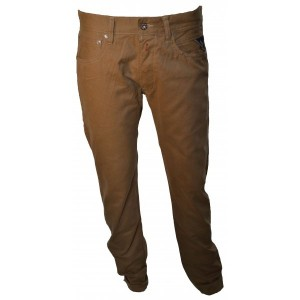 replay mens tan chino