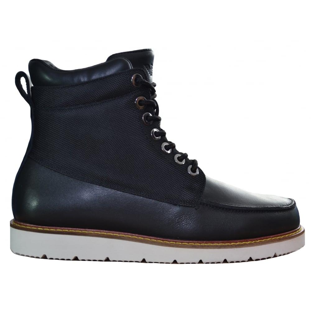 armani s black boots