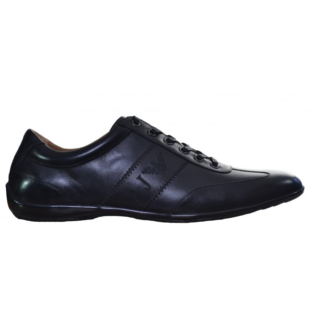 mens black armani trainers, OFF 70%,Buy!