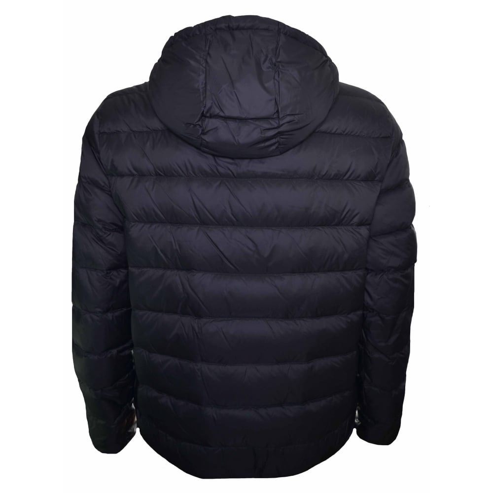 74291e88 Men's Black Reversible Puffer Jacket