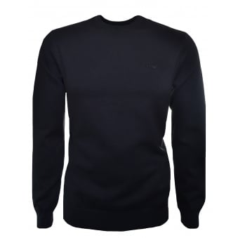 Armani Jeans Men's Black Sweatshirt