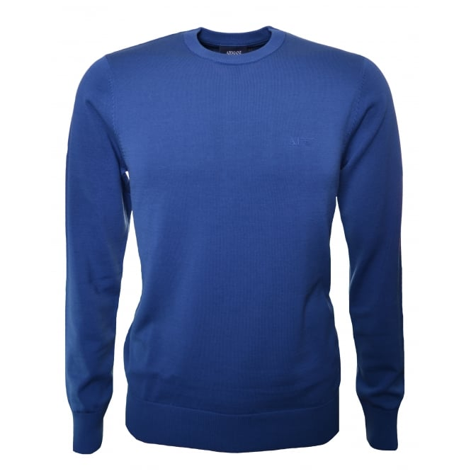 ed342867d4f Men's Blue Jumper