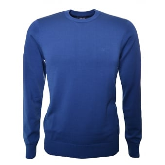 Armani Jeans Men's Blue Jumper