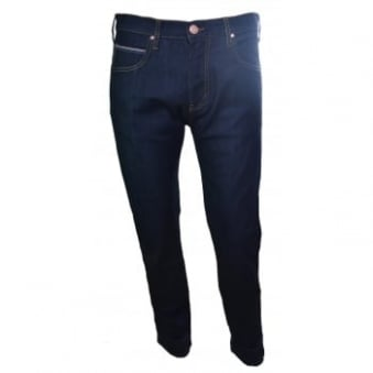 Armani Jeans Men's Blue Slim Fit Jeans