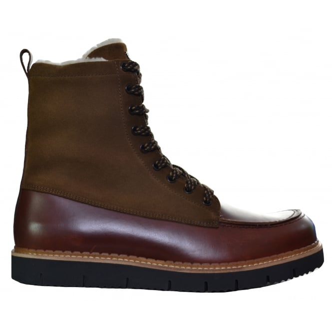 Armani Jeans Men's Brown Boots