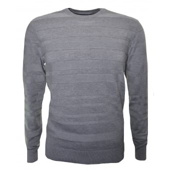 Armani Jeans Men's Grey Jumper