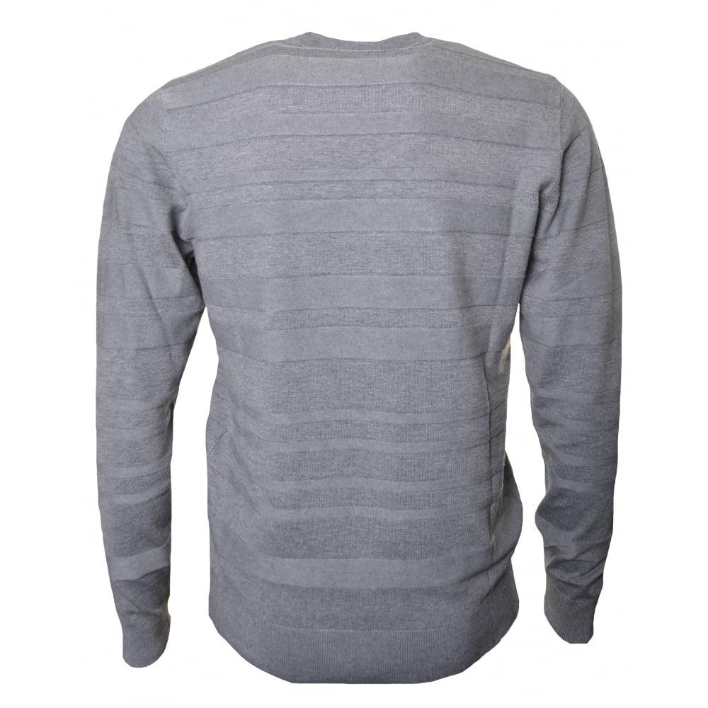 Grey Mens Jeans Armani Jumper Mens Armani Jeans xXq0HdX