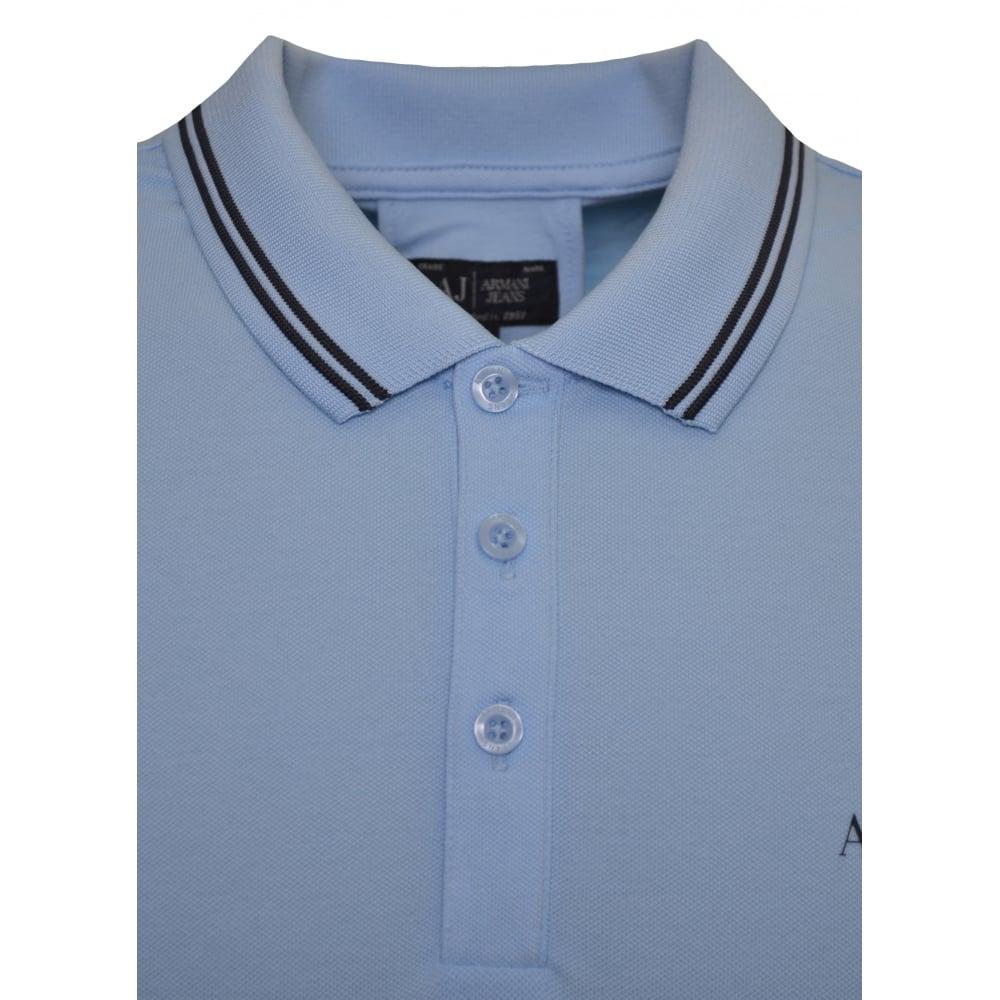 Armani Jeans Polo T Shirt