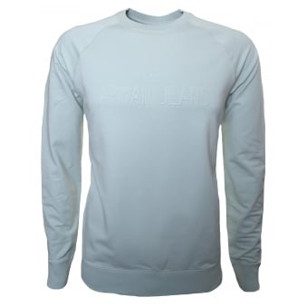 Armani Jeans Men's Mint Sweatshirt