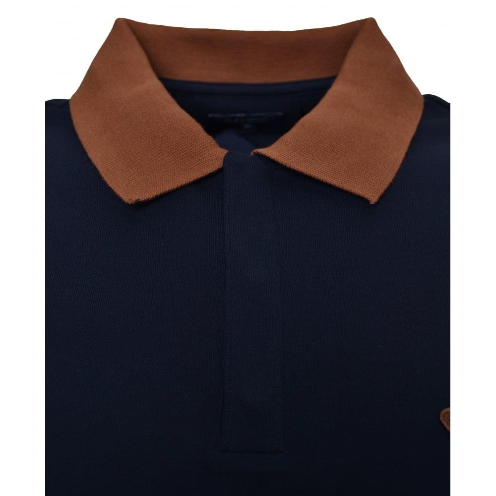 c77c599be Armani Jeans Armani Jeans Men's Navy Blue Polo Shirt