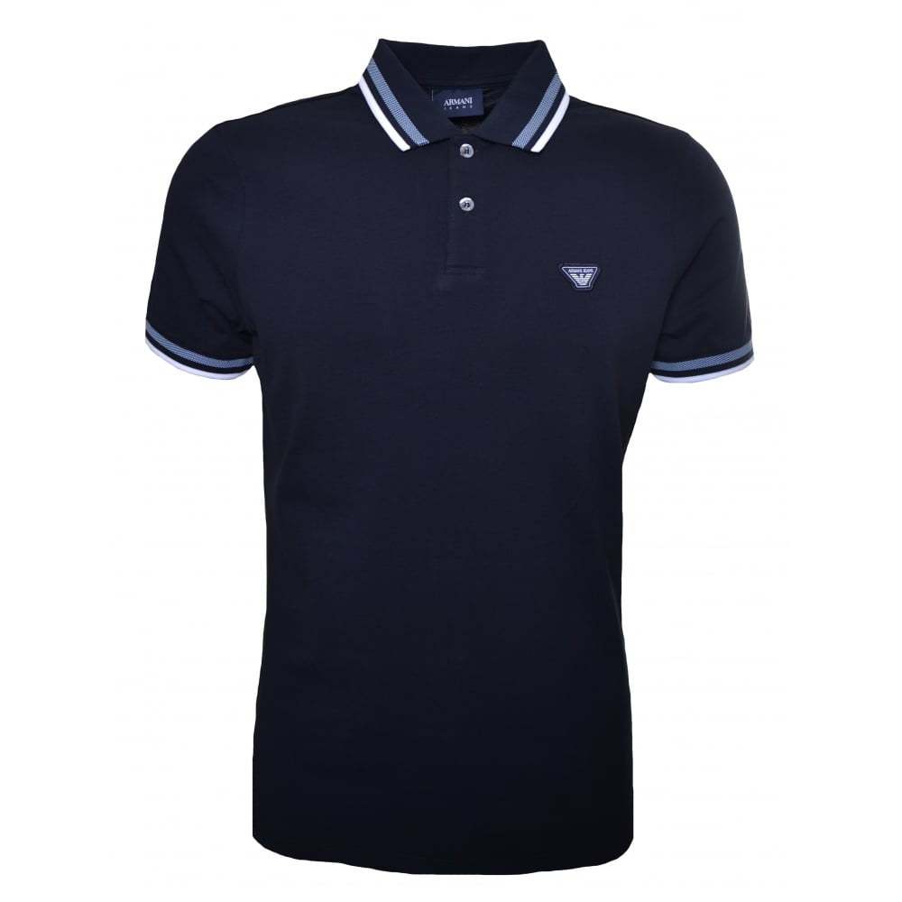 Navy Blue Polo Shirt T Shirt Design Database
