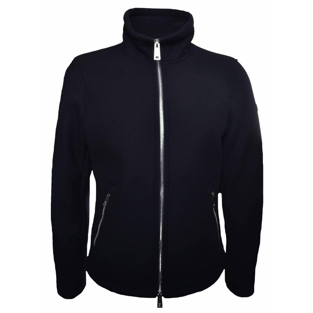ec96480e7a Men's Navy Blue Wool Jacket