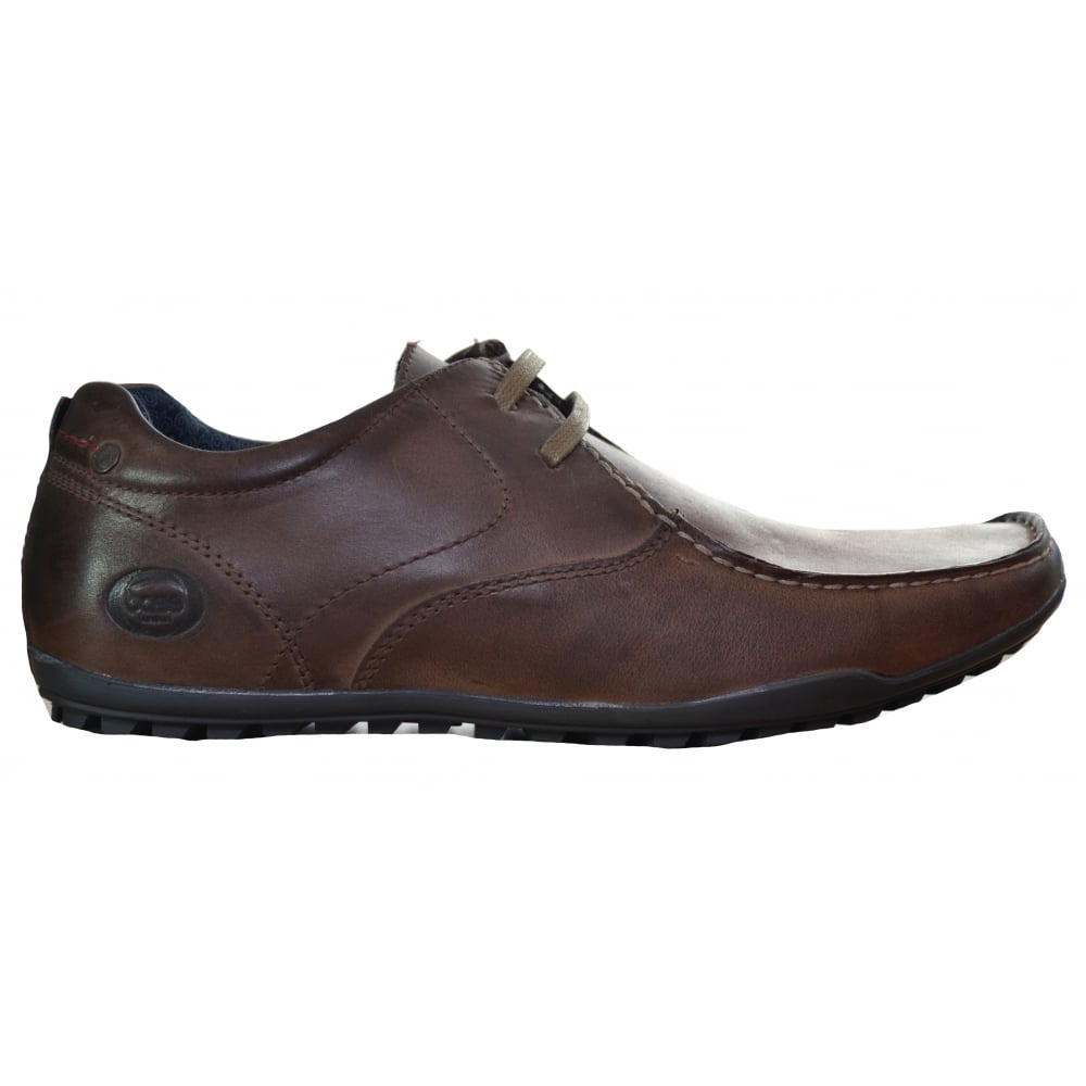 best loved 18cde 4d327 Base London Mens Brown Shield Shoes