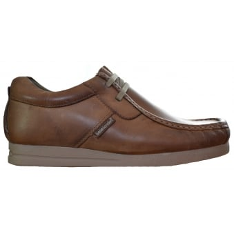 Base London Mens Tan Storm Shoes