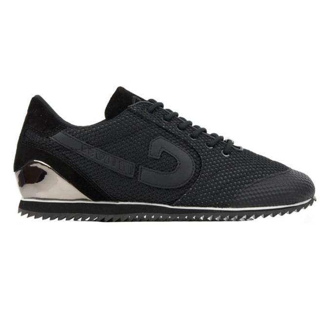 Cruyff Footwear Cruyff Men's Black Ripple Trainers