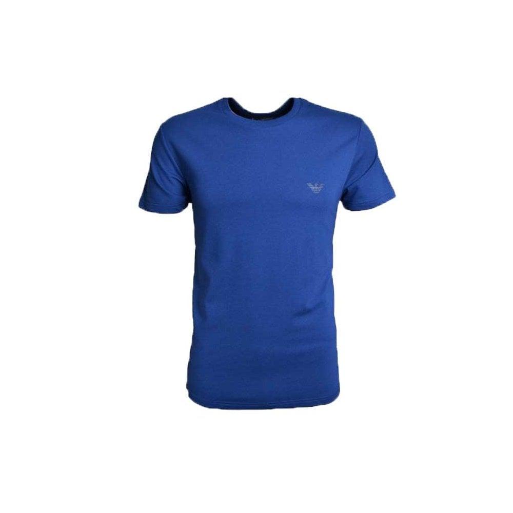f063a85d2 Emporio Armani Mens Navy Crew Neck T-Shirt