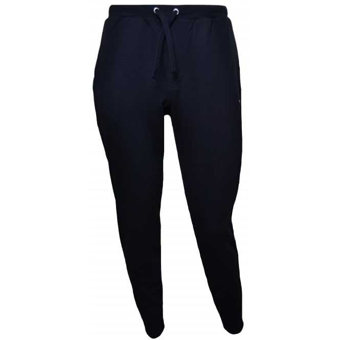 Emporio Armani Black Jogging Bottoms