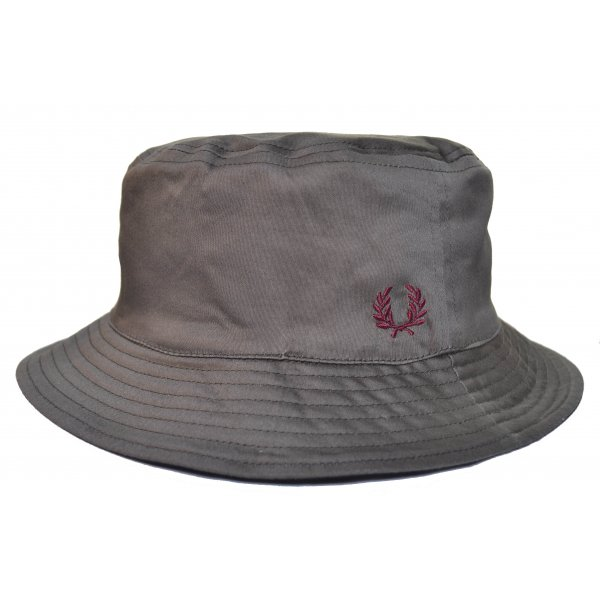 f14899ff716 fred perry men s reversible fisherman s bucket hat