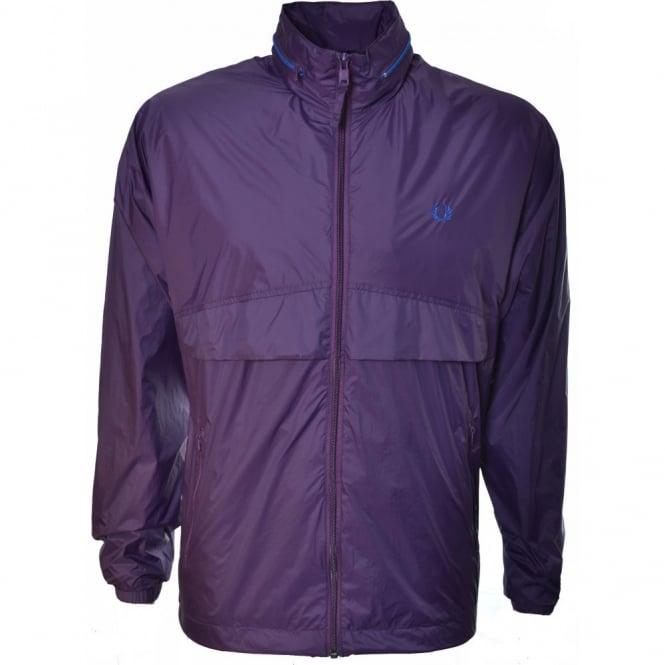 ecf18c50516f fred perry mens packaway cagoule jacket