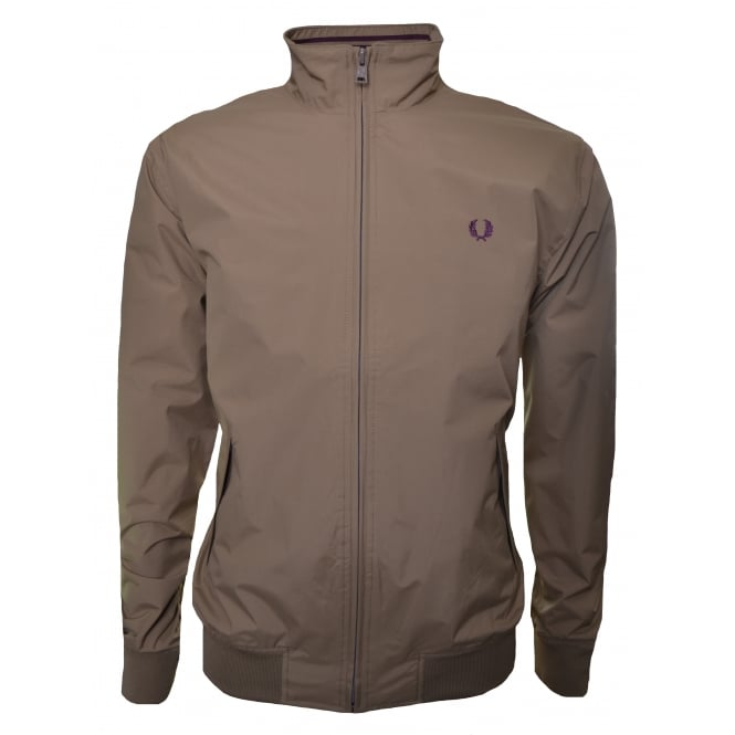 Fred Perry Men's Bronze Brentham Jacket
