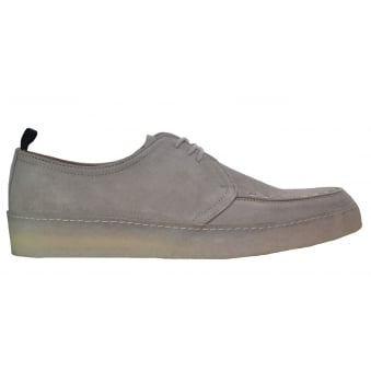 Fred Perry Men's George Cox Sand Pop Boy Suede Shoe