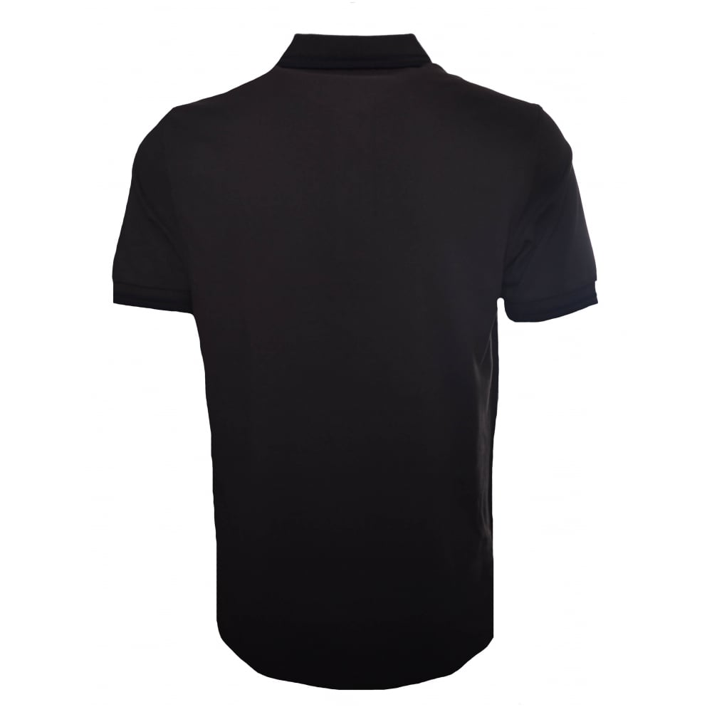 422eecf58be50 Fred Perry Men's Liquorice Twin Tipped Polo Shirt