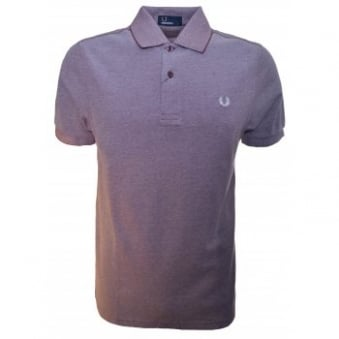 Fred Perry Mens Port Oxford Plain Polo Shirt