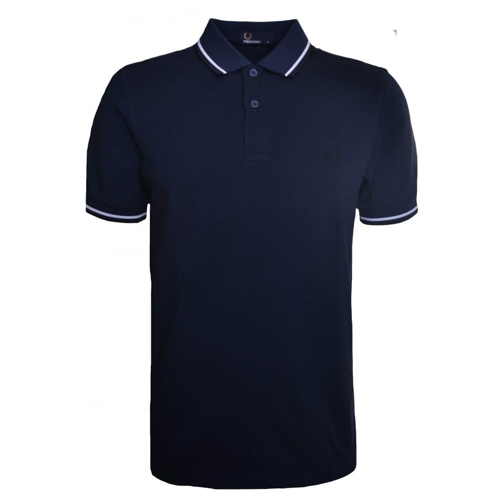 44a9f200 men's fred perry twin tipped shirt