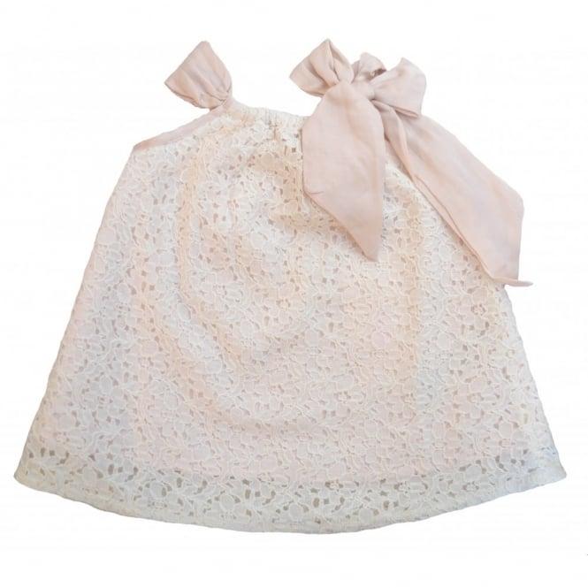 90af1047935f billieblush baby girls cream dress