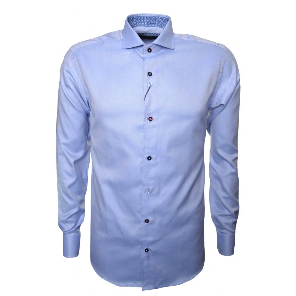 e2116330dcc Guide London Men  039 s Sky Blue Long Sleeve Shirt