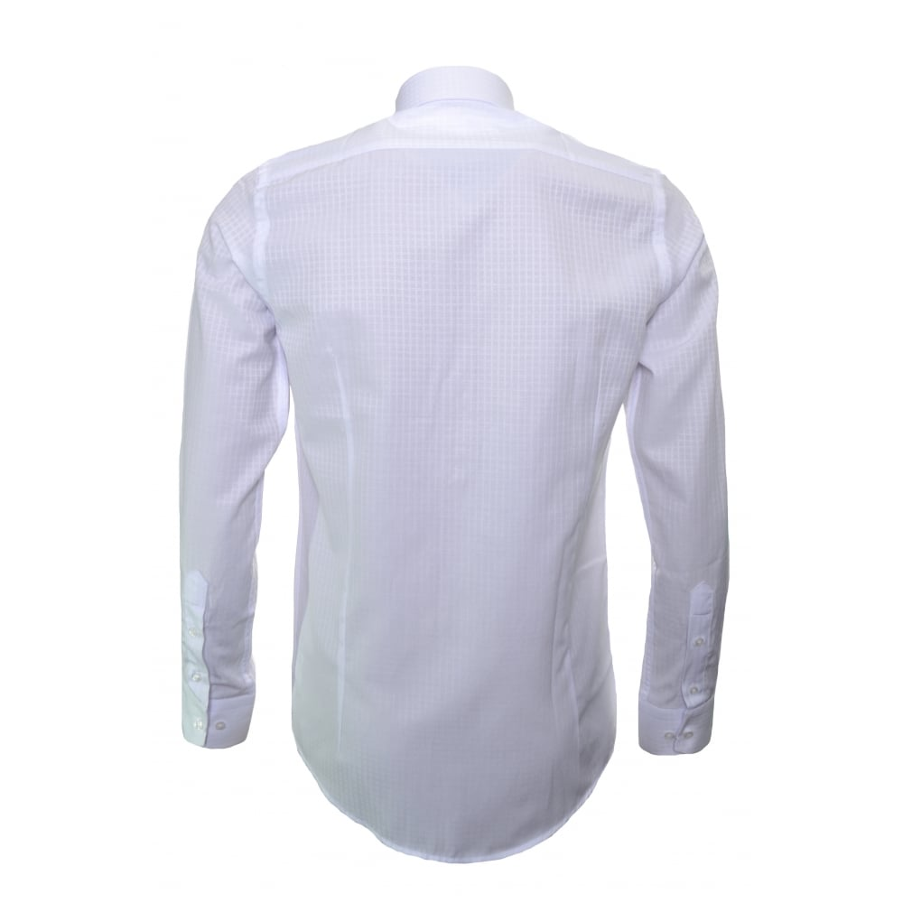 3535b8976ac Guide London Men  039 s White Long Sleeve Shirt