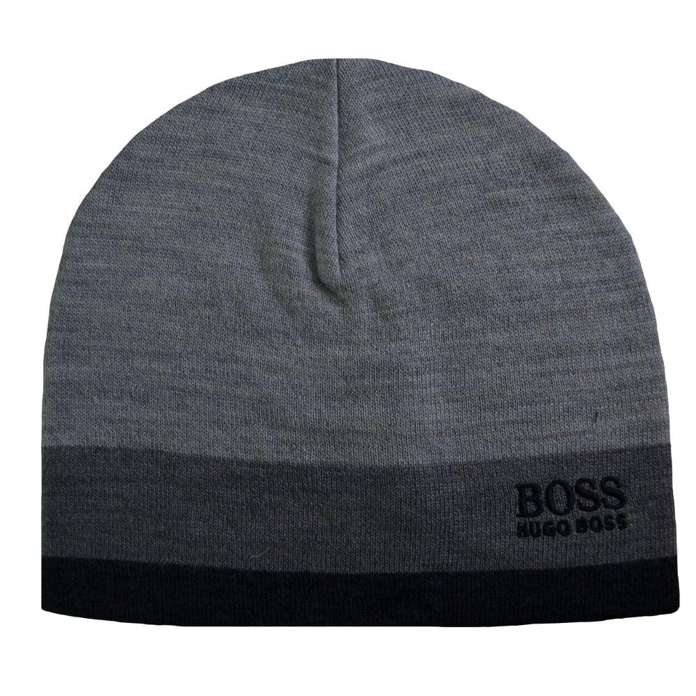 23f2ca327d9 Hugo Boss Green Men  039 s Ciny Grey Hat