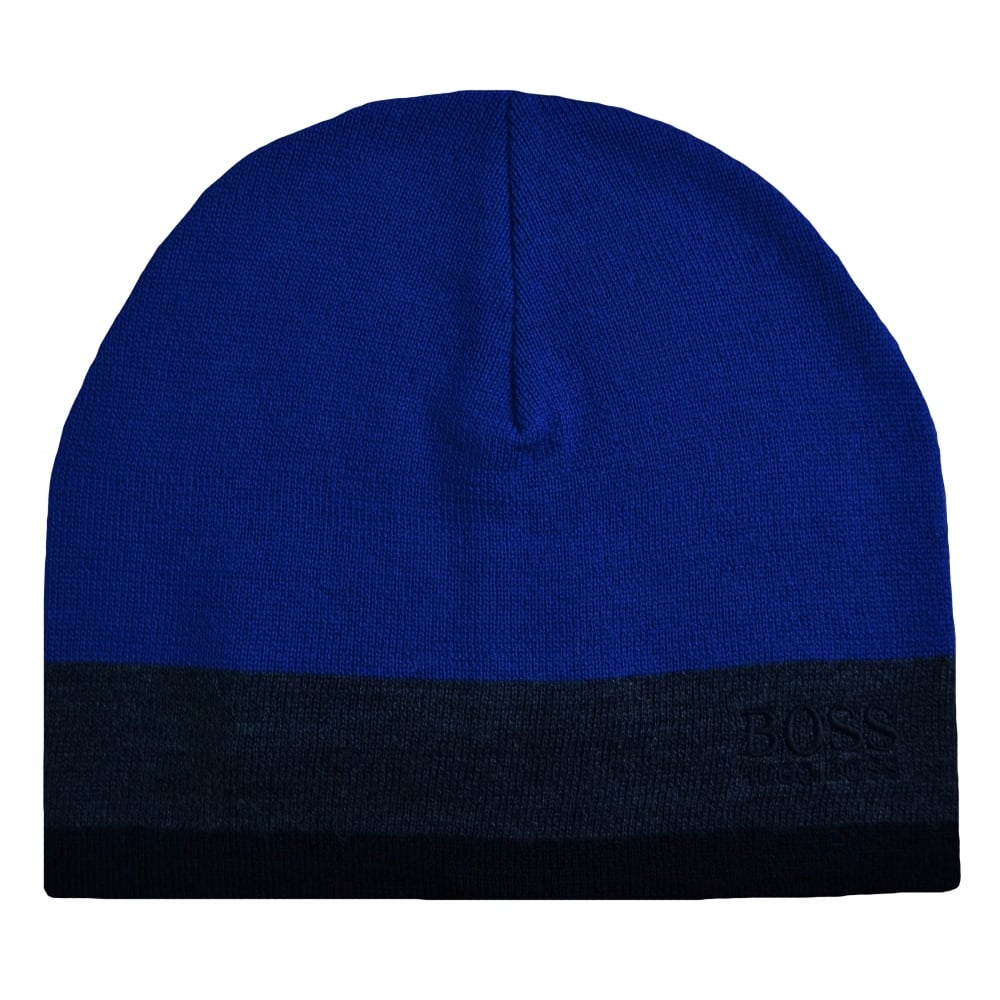 Hugo Boss Green Men  039 s Ciny Medium Blue Hat 099c50f9a4d
