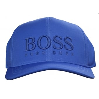 Hugo Boss Green Men's Medium Blue Cap-MK-1