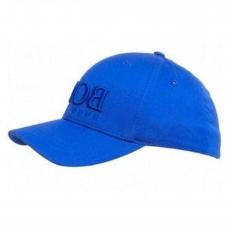 d86faeaca6b80 Hugo Boss Green Men s Medium Blue Cap-MK-1