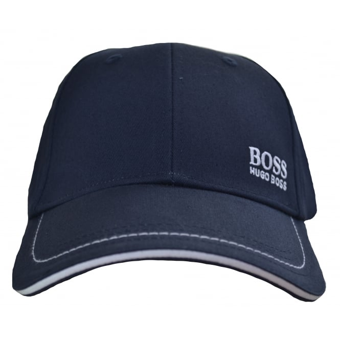 Hugo Boss Accessories Hugo Boss Green Men's Navy Blue Cap