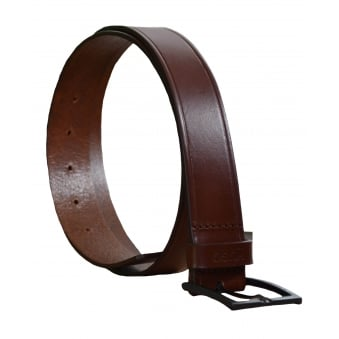 Hugo Boss Men's C-Grigo_Sz35_Ltpl Medium Brown Belt