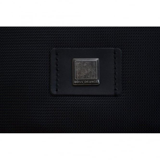 751ca7f823 Hugo Boss Orange Men  039 s Black Ralon Shoulder Bag