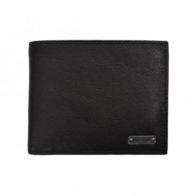 Hugo Boss Accessories Hugo Boss Orange Men's Dark Brown Wallet