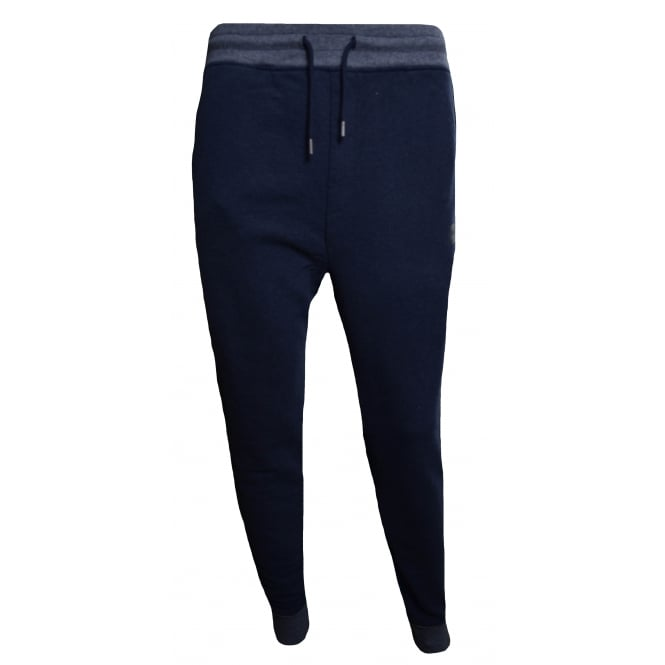 Hugo Boss Casual Men's Dark Blue Siesta Jogging Bottoms