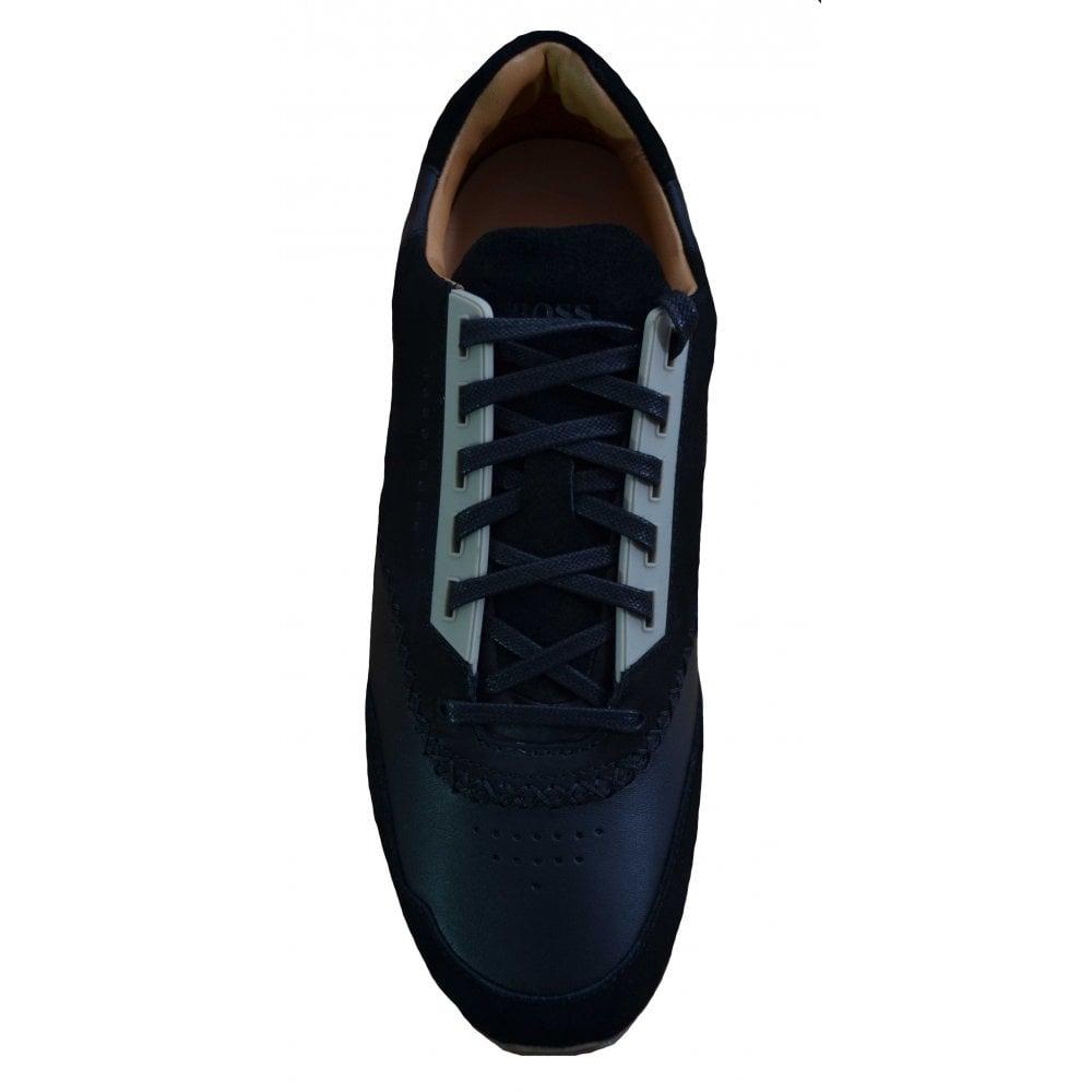 e36d65f32186 Hugo Boss Footwear Hugo Boss Casual Men's Zephir_Runn_Itdc Black Trainers