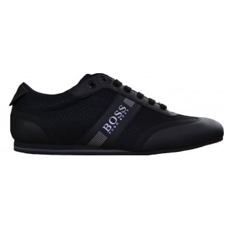 Hugo Boss Green Men's Black Lighter_Lowp_Mxme Trainers