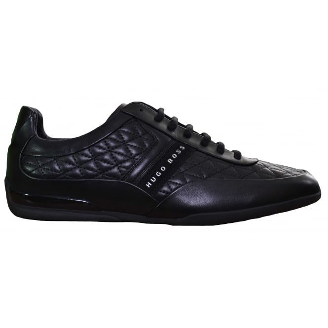 Hugo Boss Footwear Hugo Boss Green Men's Black Space_Lowp_Itma2 Trainers