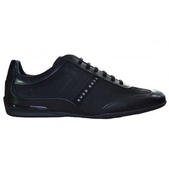 Hugo Boss Green Men's Black Space Select Trainers