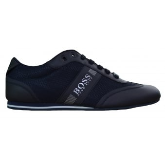 Hugo Boss Green Men's Dark Blue Lighter_Lowp_Mxme Trainers