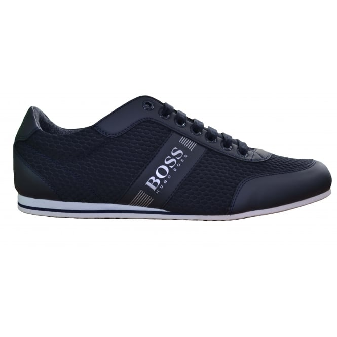 Hugo Boss Footwear Hugo Boss Green Men's Dark Blue Lighter_Lowp_Neem Trainers