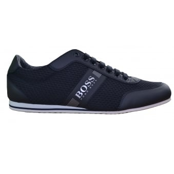 Hugo Boss Green Men's Dark Blue Lighter_Lowp_Neem Trainers