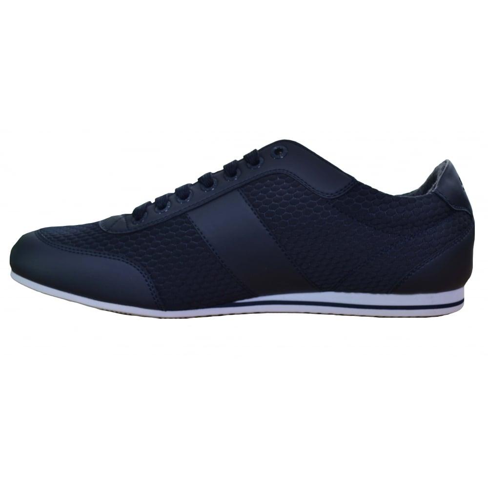 hugo boss sneakers blue Online Shopping