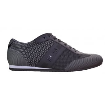 Hugo Boss Green Men's Medium Grey Lighter_Lowp_Sykn Trainers