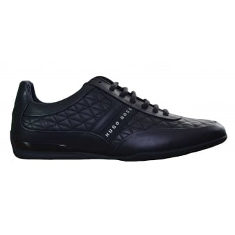 Hugo Boss Green Men's Navy Blue Space_Lowp_Itma2 Trainers